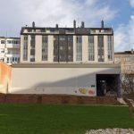 Edificio para 15 viviendas y locales comerciales en la provincia de Lugo