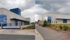 Nave industrial de la empresa Galical, en Galicia.