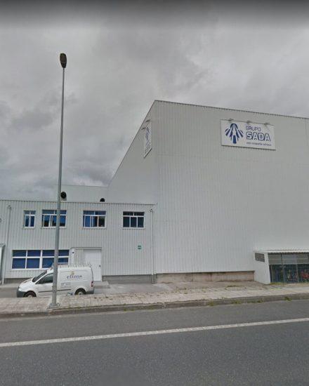Ampliación de nave industrial para grupo Sada. Castro Riveiras de Lea