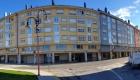 edificio para 80 viviendas y locales comerciales en Meira