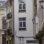 reforma calle clerigos Lugo